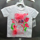 NWT Girl's 18 Mos. or 2T Rabbit Skins Bunny Tee