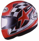 Arai Astral STAR FLAG RED Motorcycle Street On-Road Helmet Full Face NEW SALE