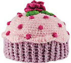 New San Diego Hat Co. PINK CUPCAKE Soft  6-12 months Baby girl gift