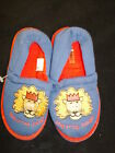 childrens king of the jungle shoe type slippers (197