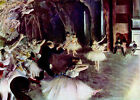 "Stage trial  by Edgar Degas-  20""x26"" Art on Canvas"