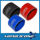 100mm Long x Silicone Hose Coupling Connector Pipe Silicon Rubber Joiner Coupler