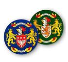 Coat of Arms Name Coasters (A - D)