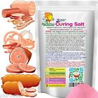 Curing Salt for Meat Jerky & Sausages, Various weight - FREE SHIPPING