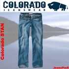 Colorado STAN MEDIUM WORN IN  Jeans Weite 40 42 44 46 48 50 52 54 Länge 34 36 38