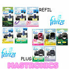AMBI PUR FEBREZE CAR AIR FRESHNER PLUG IN & REFILL NEW FRAGRANCE DIFFUSER NEW