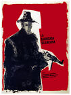 The Silent barricade movie Decoration Poster.Graphic Art Interior Design. 3048