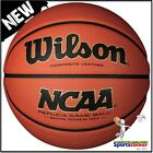 Wilson NCAA Replica Game Ball Basketball Adults NEW Size 7 rrp £30
