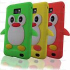 Fits,Samsung Galaxy S2 Case, i9100 Cover, Silicone Skin, New Cute Penguin Series