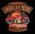 Biker American Original Made Milwaukee T-Shirt