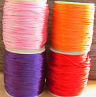 10 Meters Round 2mm Satin Rat Tail Cords Silky Cord -Chinese Knot Cord Rats Tail