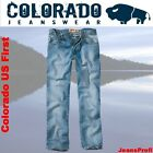 Colorado US First Jeans AGED Herrenjeans Hosen Weite 31 32 33 34 36 38 40 42