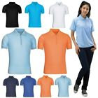 Plain Zip Coolon Dry fit Polo Golf tshirts Casual Sports wear Top Tee Shirt P51