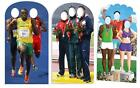 OLYMPIC GAMES LIFESIZE CARDBOARD CUTOUT STANDEE STANDINS Choose your favourite!