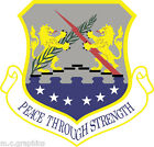USAF 100th AIR REFUELING WING STICKER