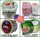 Choose Eyebrow Threading Thread Vanity Griffin ORGANIC BELLA ORGANICA USA SELLER