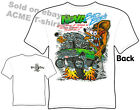Big Daddy T Rat Fink T Shirts 1962 1963 1964 Nova Bad Boys Tee Sz M L XL 2XL 3XL