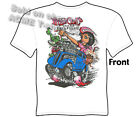 Ed Roth Big Daddy T Wild Gals 48-53 Anglia Rat Fink T Shirts Sz M L XL 2XL