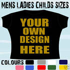 CARDIFF HEN STAG PARTY PERSONALISED T-SHIRT OWN DESIGN