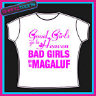 MAGALUF GIRLS HOLIDAY HEN PARTY PRINTED TSHIRT