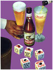 6052. Hatuey Advertisement POSTER. Beer Ad Wall Art Decorative.Interior design