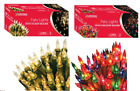 NEW 20/40/100/200 CLEAR AND MULTI COLOUR FAIRY CHRISTMAS STRING DECORATION LIGHT