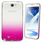3D RAIN DROP DESIGN HARD CASE COVER For Samsung N7100 Galaxy Note II + Film