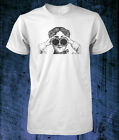 T-SHIRT Binoculars STEAMPUNK steam punk Victorian retro sketch