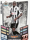 Match Attax 2012/2013 Newcastle United Base Cards