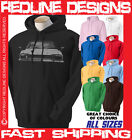 1970s FORD CAPRI CLASSIC RETRO CAR HOODIE DTG ALL SIZE & COLOURS AVAILABLE R19