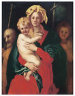 The Virgin with Child, c.1521 -Jacopo Pontormo- Art on Canvas