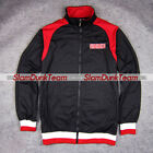 SLAM DUNK Anime Shohoku High School Basketball Team Zip-up Jacket NL ~BLACK~
