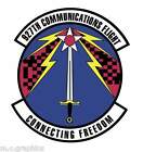 STICKER USAF 927th Communication Wing