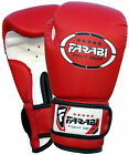 Kids Boxing Gloves Junior Youth Mitts mma Synthetic Leather Sparring Gloves Red