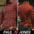 New 2013 Collection Luxury Stylish Mens Slim Fit Formal Casual Dress Shirt S-XL