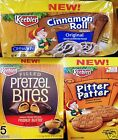 Keebler Cookies Grahams Granola Bars Sticks Snacks Chocolate Desserts ~ Pick One