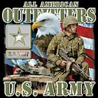NEW~~USA~~US ARMY~~FLAG~~EAGLE~~BLACK_T-SHIRT~~LS/SS~~S-3XL~SUPPORT OUR TROOPS