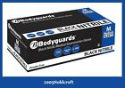 Bodyguard Black Nitrile Disposable Gloves Large and Medium GL8973 GL8972 Box 100
