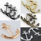 Wholesale Metal Anchor Bracelet Connector Beads Charms Findings For DIY Jewelry