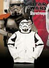 Marc Ecko Star Wars Real Stormtrooper Hoody Jacket Size XL  Mask Rare Zip Rare