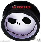 Nightmare Before Christmas Logo Plug / Tunnel / Ear Stretcher Brand New   jack