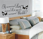If I Lay Here Snow Patrol wall sticker quote, decal music words quote lyrics 051