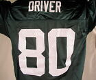 Green Bay Packer Jersey youth child Rodgers Jennings Driver Woodson Grant Hawk