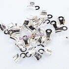 6 Colors Mixed New Iron Clips Findings Clasps Charms For Jewelry Making