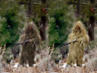 Camouflage Military Ultra Light Bushrag Ghillie Suit Jacket & Pants Set