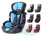 Mcc 3in1 Convertible Child Baby Car  Seat Safety Booster For Group 1/2/3 9-36 kg