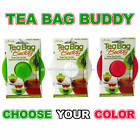 PRIMULA TEA BAG BUDDY SILICONE CUP COVER - KEEPS HOT, SECURE, SQUEEZER & HOLDER