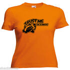 Biker Motorbike Ladies Lady Fit T Shirt 13 Colours Size 6 - 16