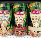 Emerald Whole Natural Almonds Nuts Snack Healthy Nuts High Fiber ~ Pick One