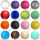 "6""8""10""12""14""16""18""20'' Chinese Paper Lantern Wedding Party Decoration"